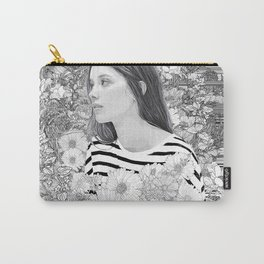 Lovely whisper Carry-All Pouch