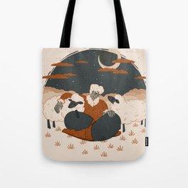 Sheep Pals Tote Bag