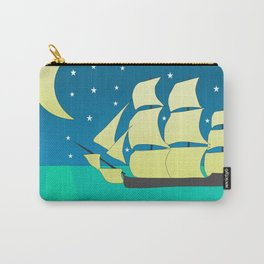 Spanish Galleon Carry-All Pouch