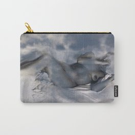 Nude in clouds Carry-All Pouch
