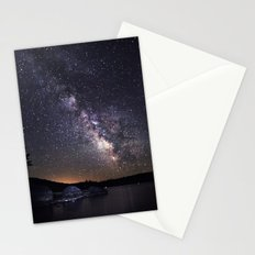 Tupper Lake Milky Way Stationery Cards