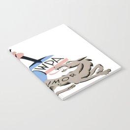Vintage poster - Rumors Notebook