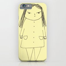 Drawings of me being angry Slim Case iPhone 6