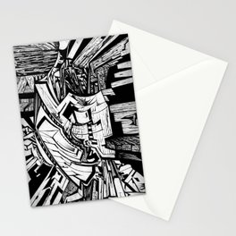 Mighty Morphin' Monolith  Stationery Cards