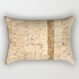 Cork Rectangular Pillow