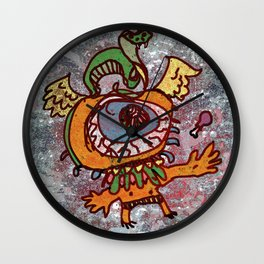 Handsome Fred Wall Clock