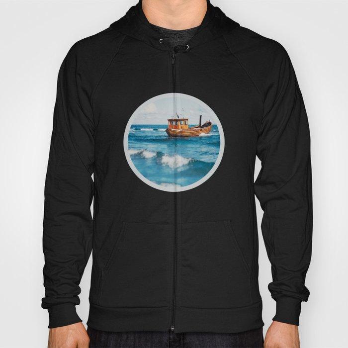 The Boat. Hoody