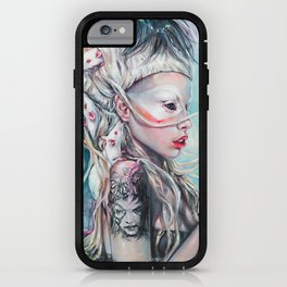 Yolandi The Rat Mistress 	 iPhone Case