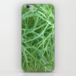 Wire Plant iPhone Skin