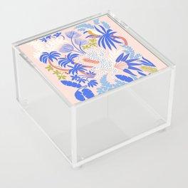 Rainforest Leopard Acrylic Box