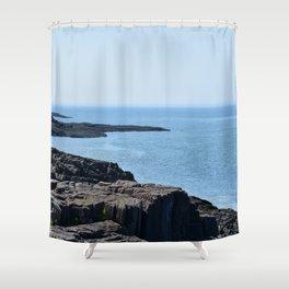 Northern Sea Shower Curtain