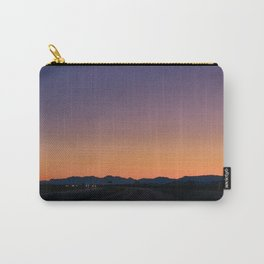 Sunset Road 3 Carry-All Pouch