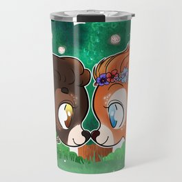 Little Fawns Travel Mug