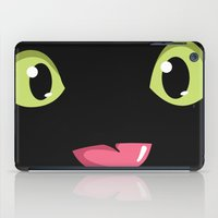 toothless iPad Cases featuring Toothless by Tabner's