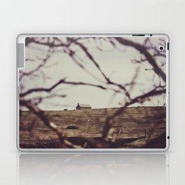 LITTLE WHITE HOUSE Laptop & iPad Skin