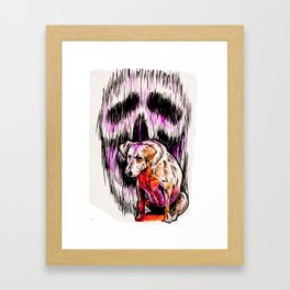 Street Dog Soul Framed Art Print