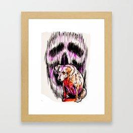 Street Dog Soul Framed Art Print
