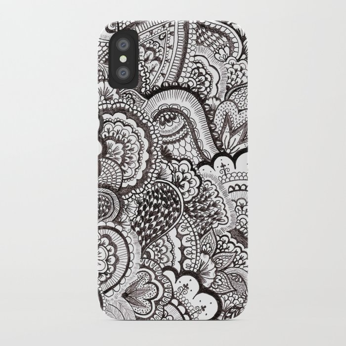 her hair iPhone Case
