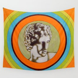 Apollo alla Galleria degli Uffizi Wall Tapestry