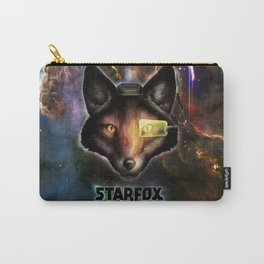 Star Fox McCloud Epic Space Poster Carry-All Pouch