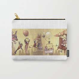 Flying Machines Carry-All Pouch