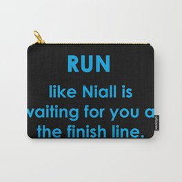 Run like Niall Carry-All Pouch