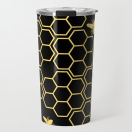 Trapped In Reverse Travel Mug