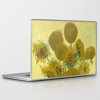 van gogh Laptop & iPad Skins featuring Van Gogh by Palazzo Art Gallery