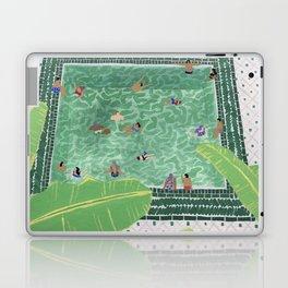 Green Riad Laptop & iPad Skin
