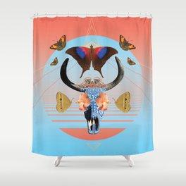 Ixchel Shower Curtain