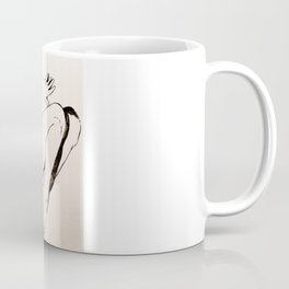 Marilyn Monroe Pin-up Coffee Mug