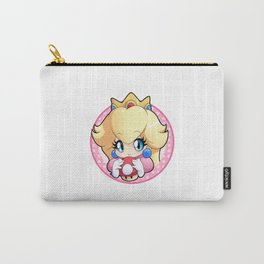 Princess Peach Carry-All Pouch