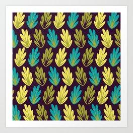 Little Leaf Art Print