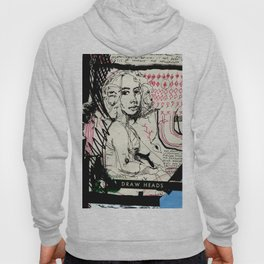Drawn Attention Hoody