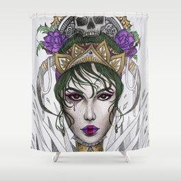 Love Jest Shower Curtain