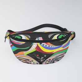 VERY Cool Cat Fanny Pack