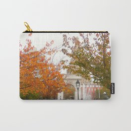 Fall in Washington Square Park, NYC 2 Carry-All Pouch