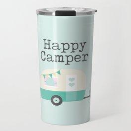 Happy Camper Minty Fresh Travel Mug