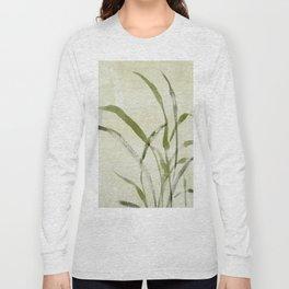 beach weeds Long Sleeve T-shirt