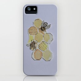 We Were Always Meant to Bee iPhone Case