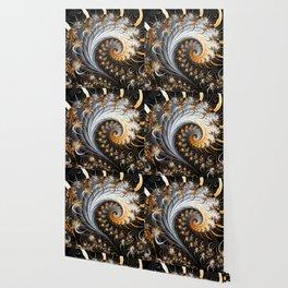 Fractal Spiral Wallpaper
