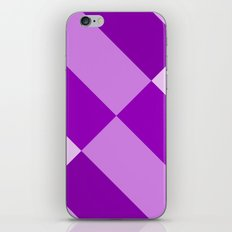 Purple Gradient iPhone & iPod Skin