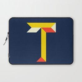 "Letter ""T"" Laptop Sleeve"
