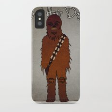 bad hair day no:3 / Chewbacca  iPhone X Slim Case