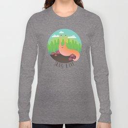Slug Life #1 Long Sleeve T-shirt