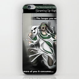 GUA Comic Book 1 iPhone Skin