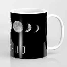 Moonchild - Moon Phases Coffee Mug
