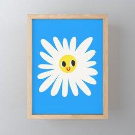 Daisy Framed Mini Art Print