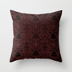 vadermask Throw Pillow