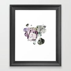 REMEMBER// Framed Art Print